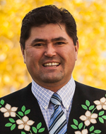 Mr. Darius Elias - MLA for Vuntut Gwitchin