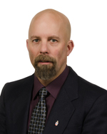 Wade Istchenko, MLA for Kluane