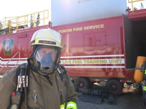 Mobile Fire Training