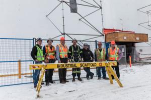 Carpenters Union - Scaffolding