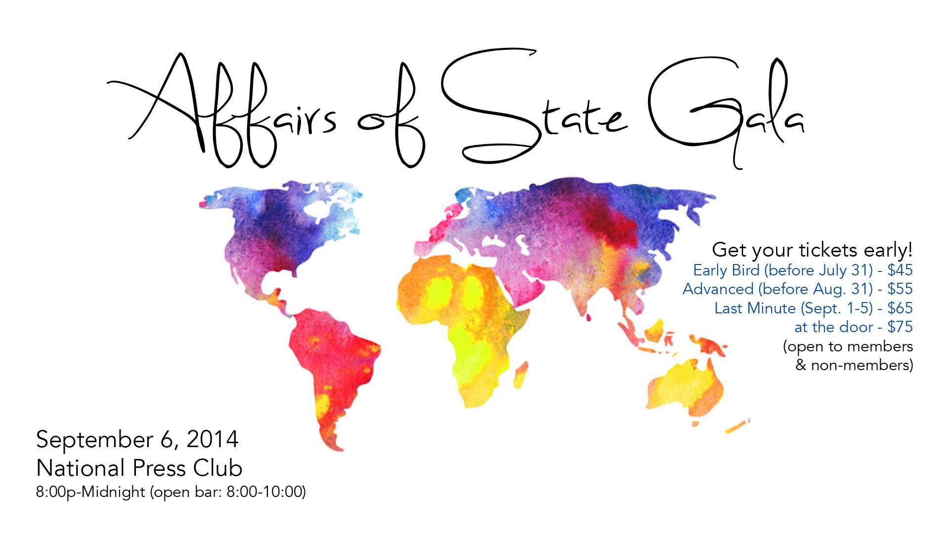 YPFP's 10th Anniversary at annual Affairs of State Gala @ National Press Club | Atlanta | Georgia | United States
