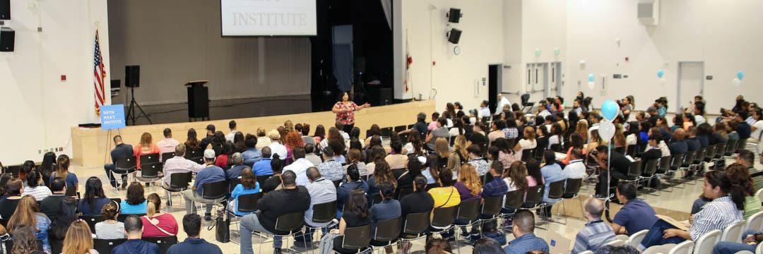Monica Garcia, Keynote at YPI Conference 2016