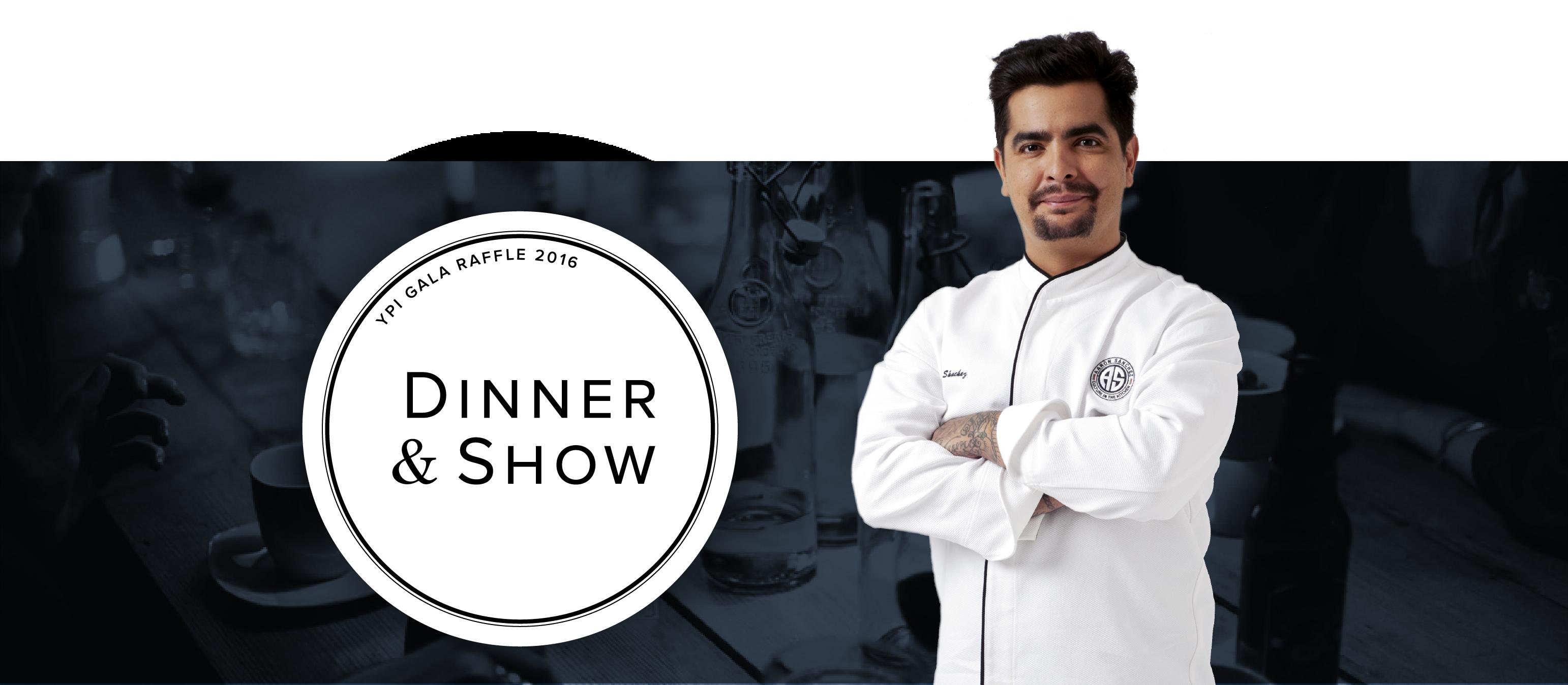 YPI Gala Raffle: Dinner & Show