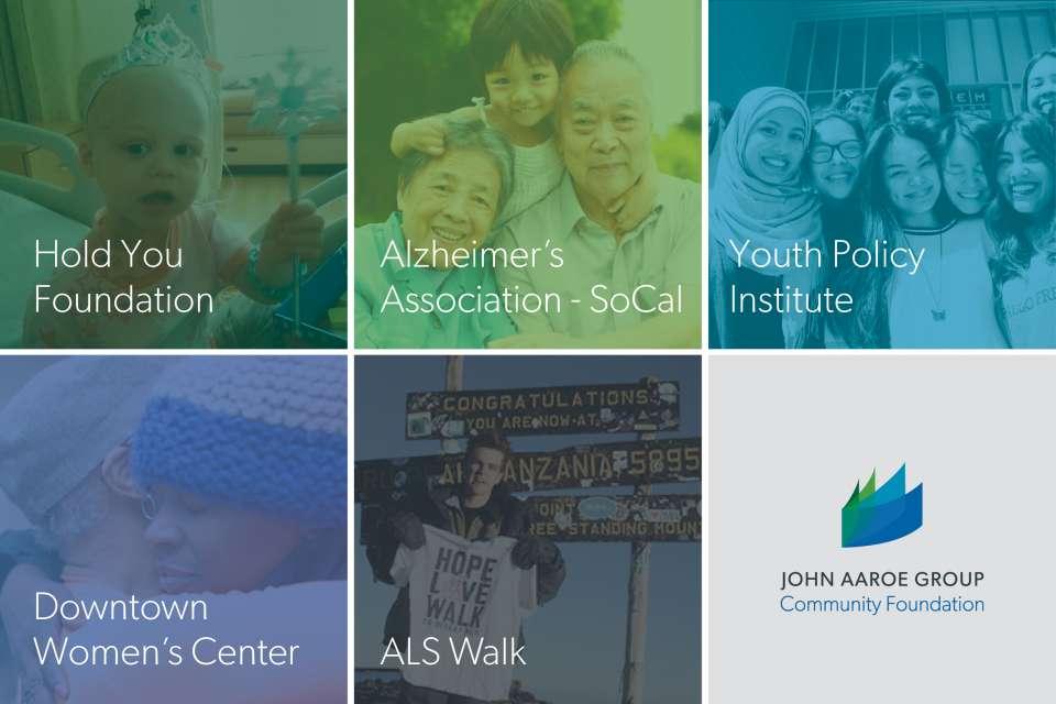 Awardees | John Aaroe Group Community Foundation