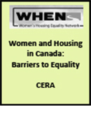 Women and Housing in Canada: Barriers to Equality