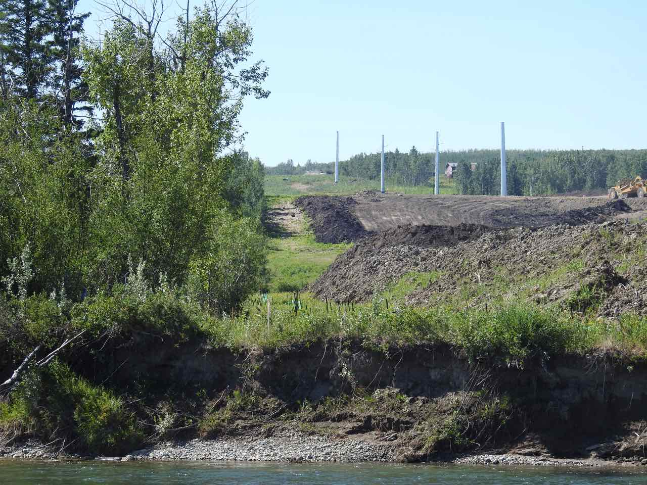 12_SWCRR-TUC-Weaselhead__Park_Beaver_Pond_Wetland_(Green_Space)_to_be_Bermed(_filled)_By_Contractor-July_24_2017.jpg