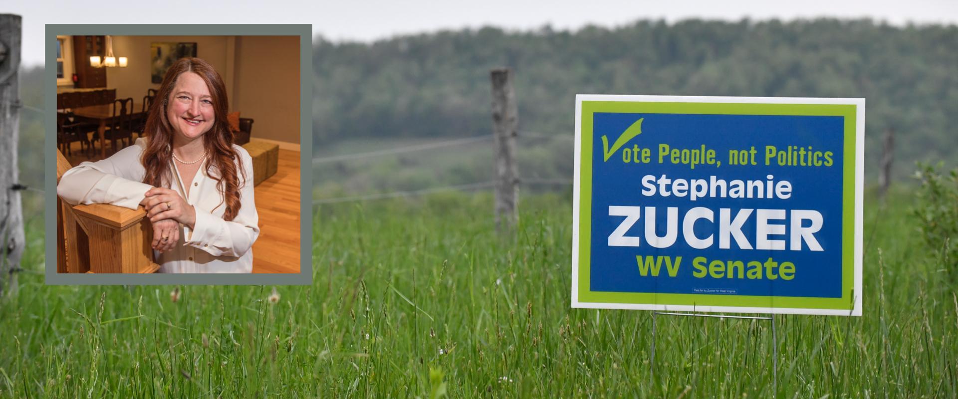 Stephanie Zucker for WV Senate